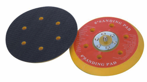 PU backing pad