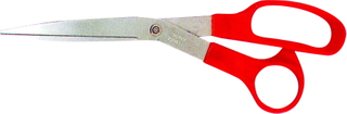 Wallpaper scissors
