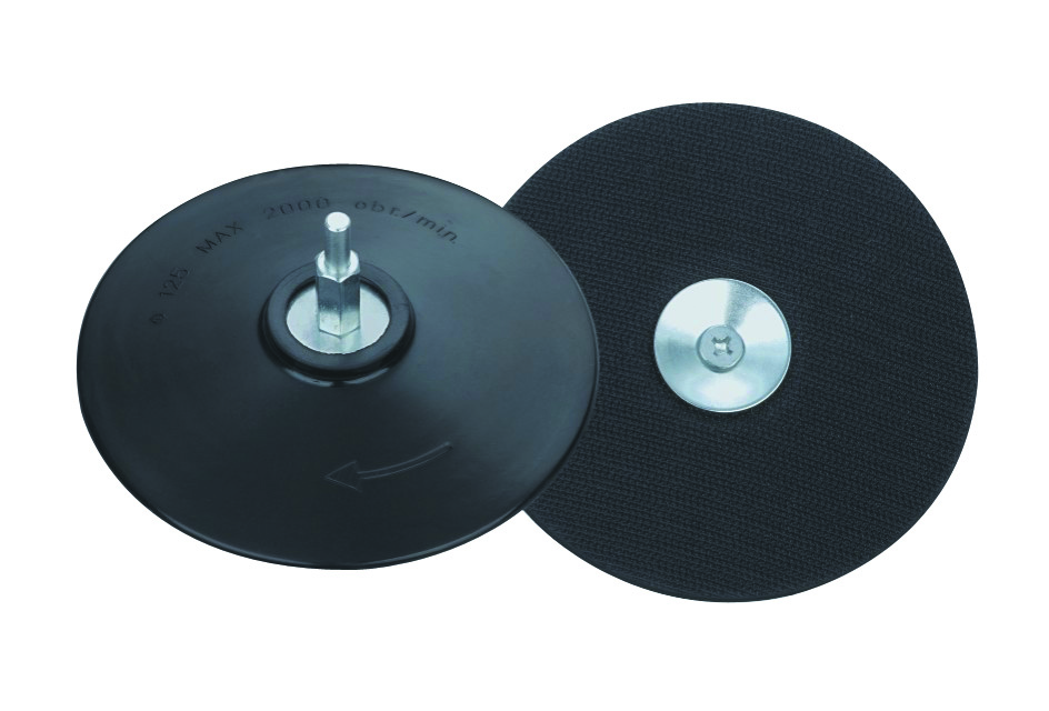 Velcro Rubber Backing Pad