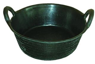 Rubber pail
